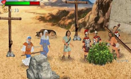 The You Testament: The 2D Coming 1.050 Apk for android