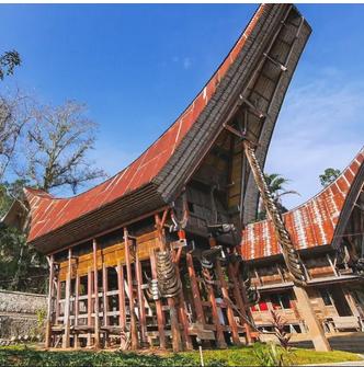 Rumah Adat Toraja: nama, komponen, distribusi, kegunaan