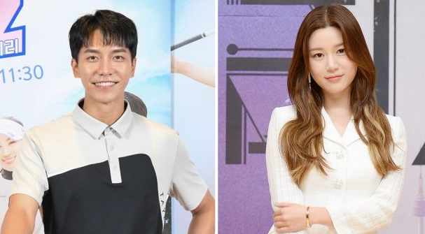 Hubungan Lee Seung Gi dan Lee Da In disangka
